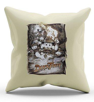 Almofada DuckTales - Os Caçadores de Aventuras