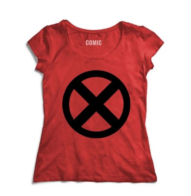 Camiseta Feminina  X Men
