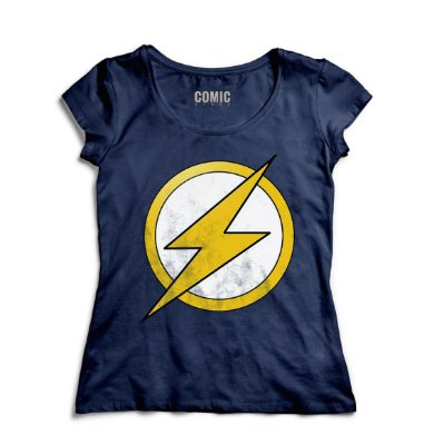 Camiseta Feminina The Flash