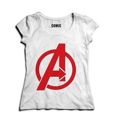 Camiseta Feminina The Avengers
