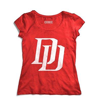 Camiseta Feminina Demolidor
