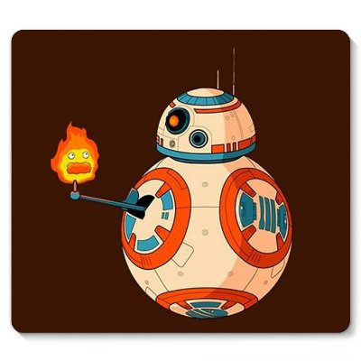 Mouse Pad BB-8 Star Wars