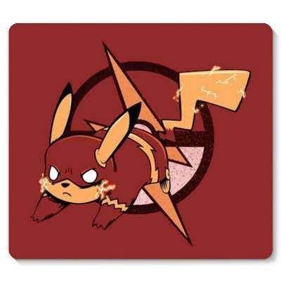 Mouse Pad Pikachu Flash