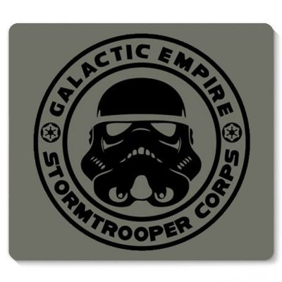 Mouse Pad Galactic Empire