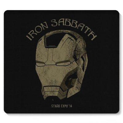Mouse Pad Iron Men