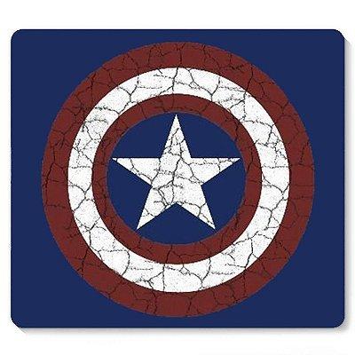 Mouse Pad Capitão America