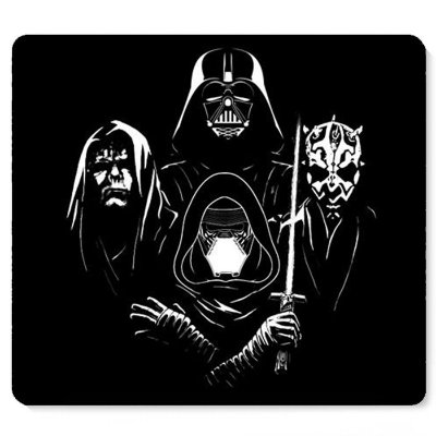 Mouse Pad Star Wars - Dark