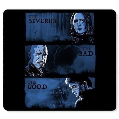 Mouse Pad Harry Potter - The Severus