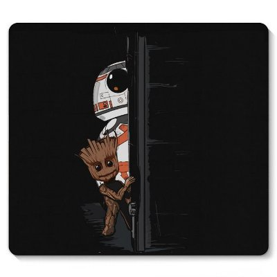 Mouse Pad BB-8 E Groot