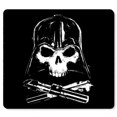Mouse Pad Darth Vader Skull
