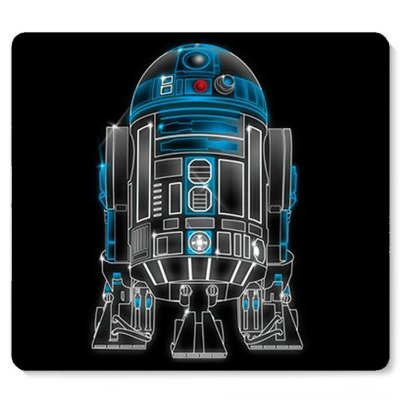 Mouse Pad Star Wars - R2-D2