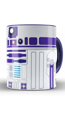 Caneca R2-D2 Star Wars