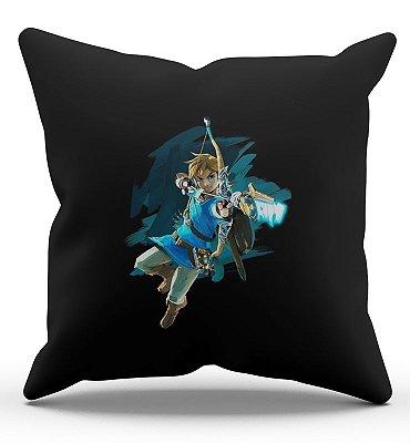 Almofada Legend of Zelda Breath of The Wild 45x45