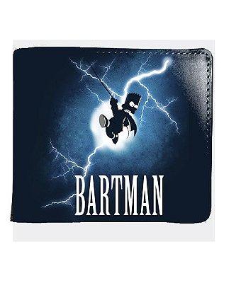Carteira Simpson Bartman
