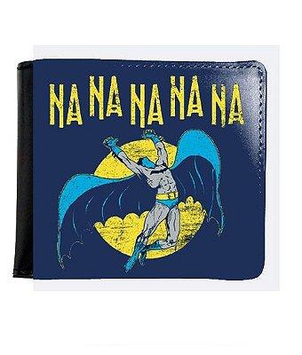 Carteira Batman NA NA NA