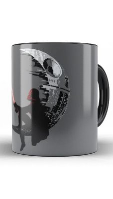 Caneca Star Wars Death Star