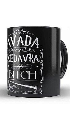 Caneca Harry Potter - Avada Kedavra