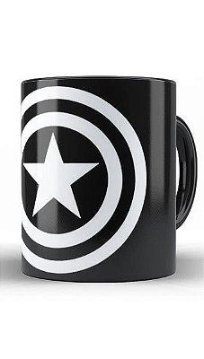 Caneca Capitão America