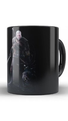 Caneca The Witcher 3