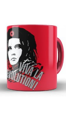 Caneca Star Wars Viva la Revolution