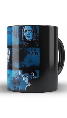 Caneca Harry Potter The Severus The Bad The Good