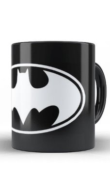 Caneca Batman - Super Heroi