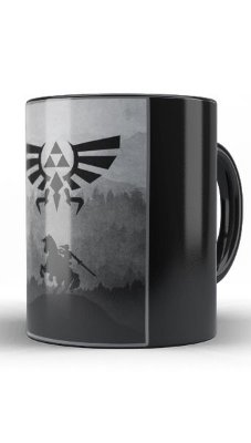 Caneca Legend of Zelda