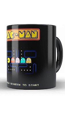 Caneca Pac-Man