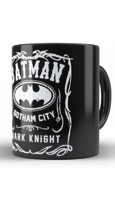 Caneca Batman - Gotham City