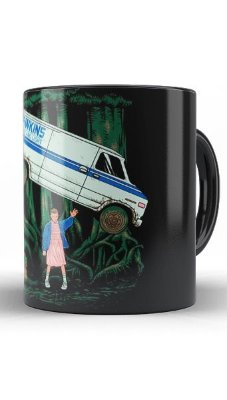 Caneca Stranger Things - Eleven