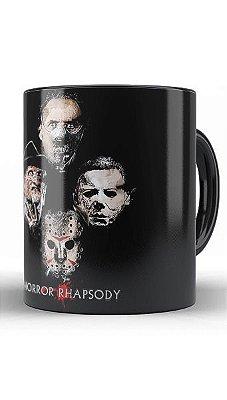 Caneca Killers - Horror Rhapsody