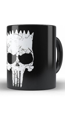Caneca Simpson Punisher