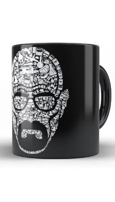 Caneca Breaking Bad - Walter White