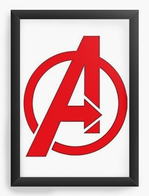 Quadro Decorativo The Avengers