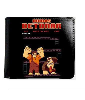 Carteira Donkey Kong