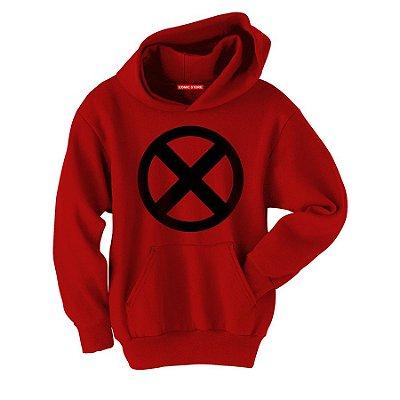 Blusa com Capuz X-Men