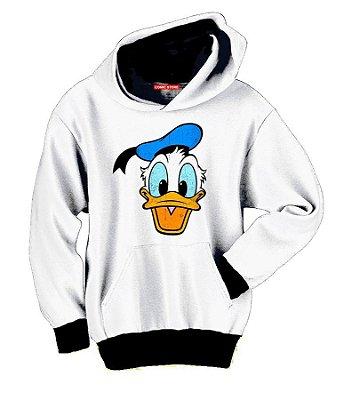 Blusa com Capuz Pato Donald