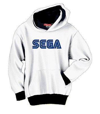 Blusa com Capuz Sega
