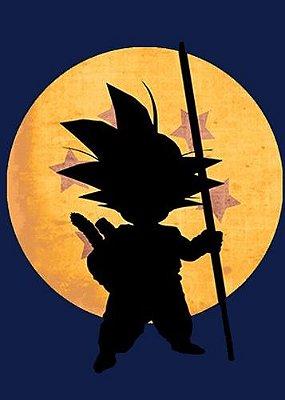 Camiseta Dragon Ball - Goku