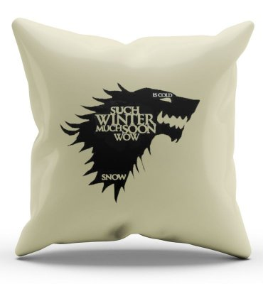 Almofada Game of Thrones 45 x 45