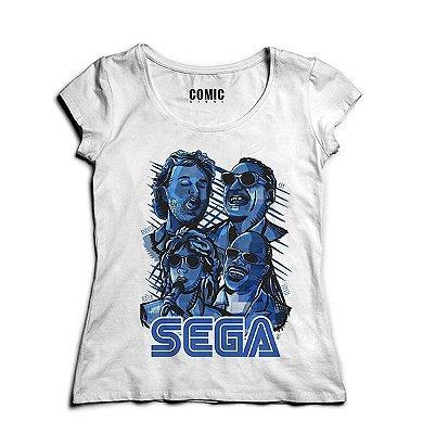 Camiseta Feminina Sega