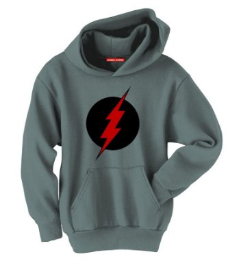 Blusa com Capuz The Flash