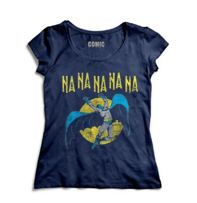 Camiseta Feminina Batman - Na Na