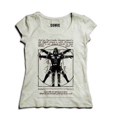 Camiseta Feminina Darth Vader