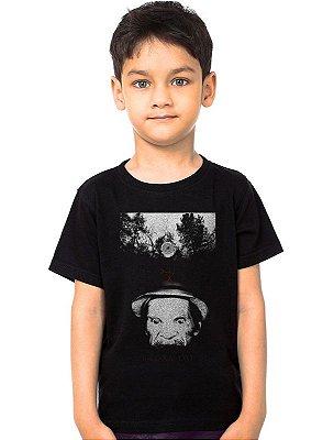 Camiseta Infantil Seu Madruga