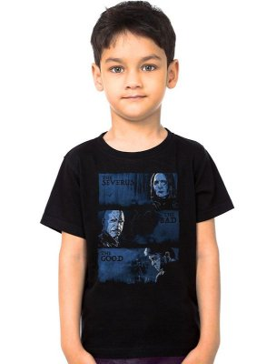 Camiseta Infantil Harry Potter -Vadermort