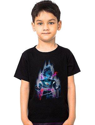 Camiseta Infantil Dragon Ball Z