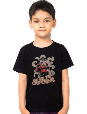 Camiseta Infantil Freddy
