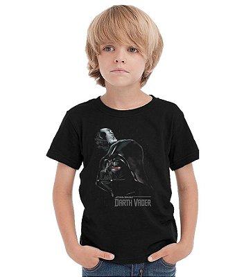 Camiseta Infantil Darth Vader
