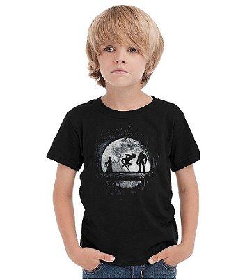 Camiseta Infantil Link and Pricesa